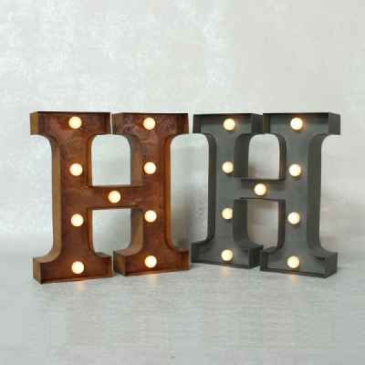 Vintage Marquee Light-H