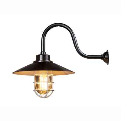 enamel wall lamp