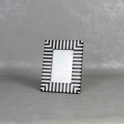 Inlay photo frame