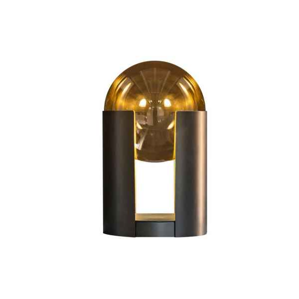 Table Lamp-Amber