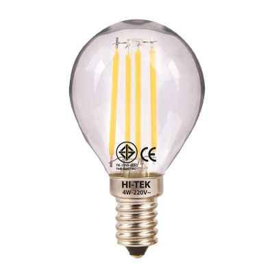 LED Edison Light Bulb E14 4W