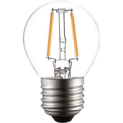 E27 Filament G45 2W 2700K LED