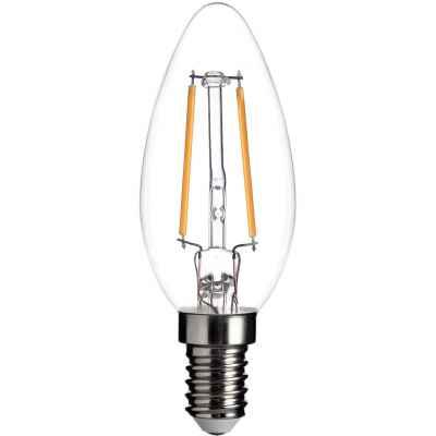 B10 LED  Filament Light Bulb E14 4w