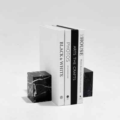 Marble Bookend ( Set of 2 )