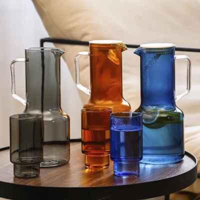Glass Jug Set - 4 cups