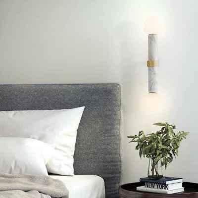 Stone Wall Lamp