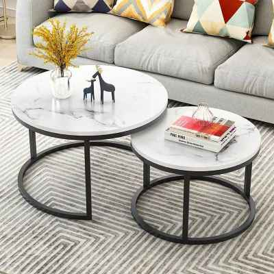 Rock Board Coffee Table Set