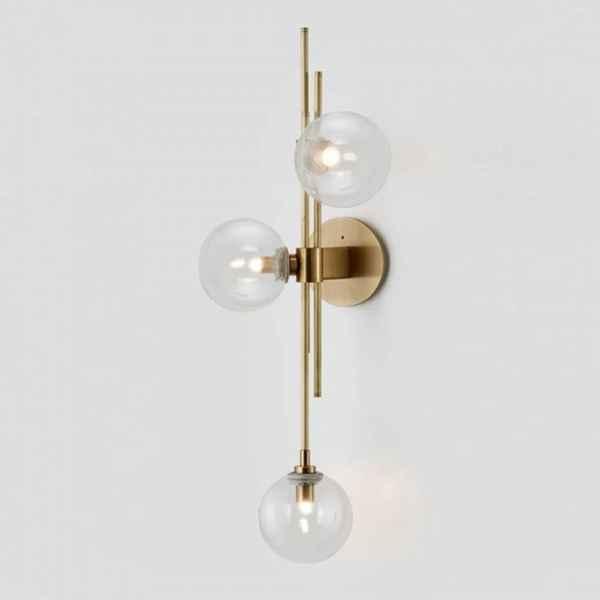 3 ball Wall Lamp