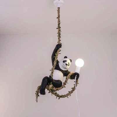 Panda Pendant Lamp