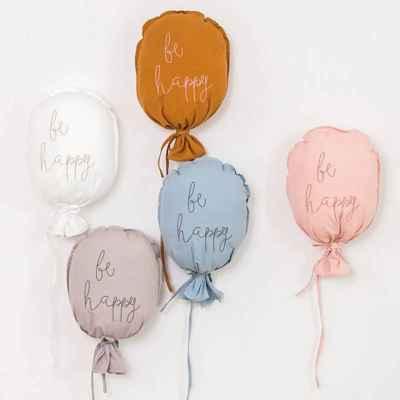 Fabric Balloon Wall Decoration