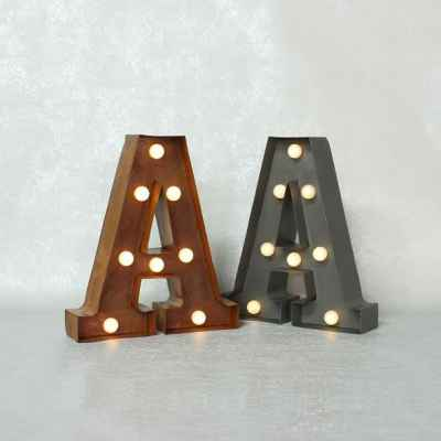 Vintage Marquee Light-A