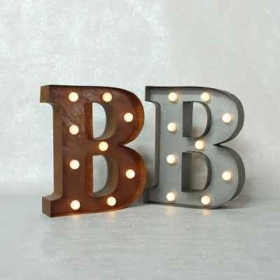 Vintage Marquee Light-B