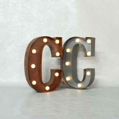 Vintage Marquee Light-C